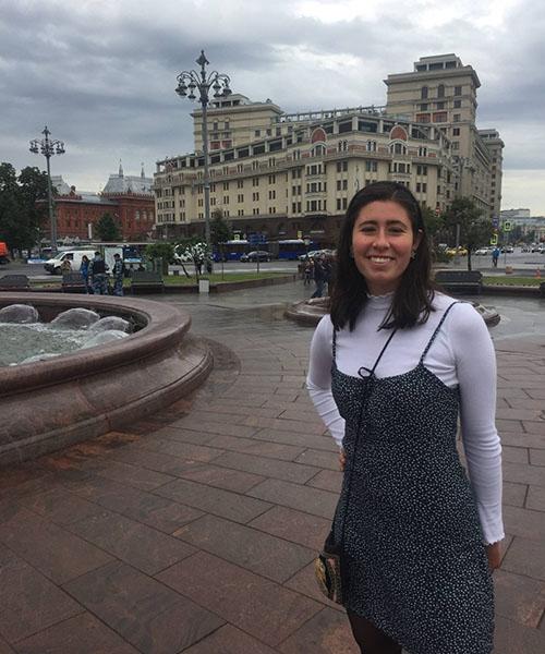Elizabeth Pankova