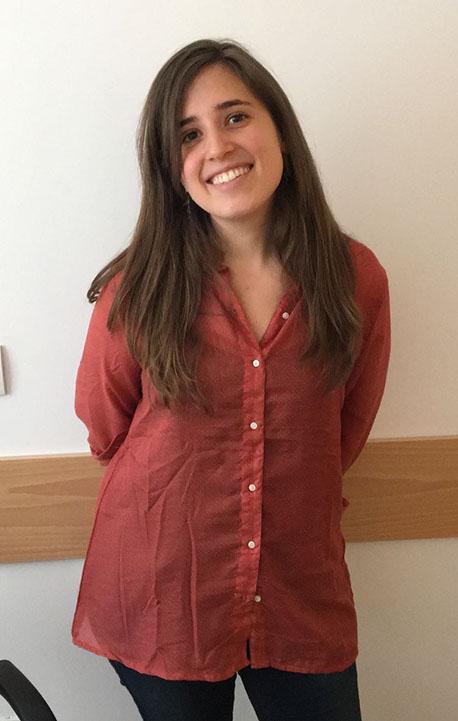 Cristina Caravello, Entreculturas Volunteer